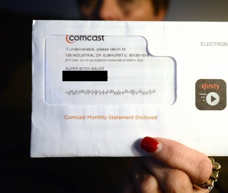 comcast bill 2