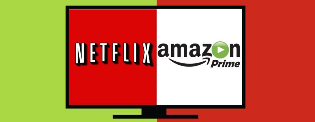 Amazon-Netflix