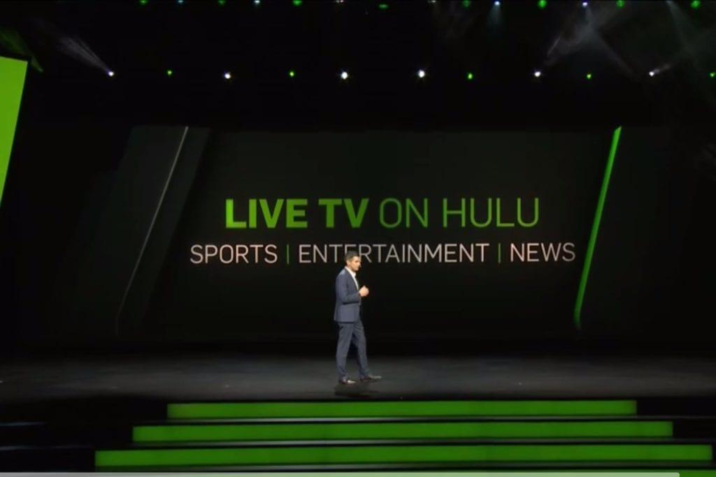 Hulu Live Stream
