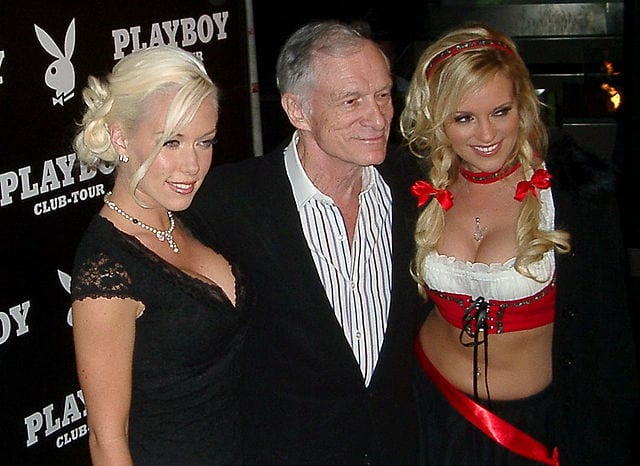 Hugh Hefner Amazon Prime