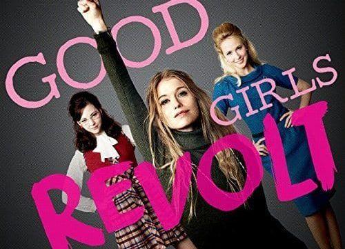 Good Girls Revolt promo art