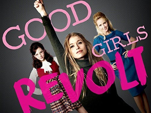 Good Girls Revolt promo art