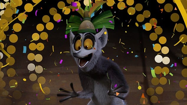 Netflix King Julien NYE