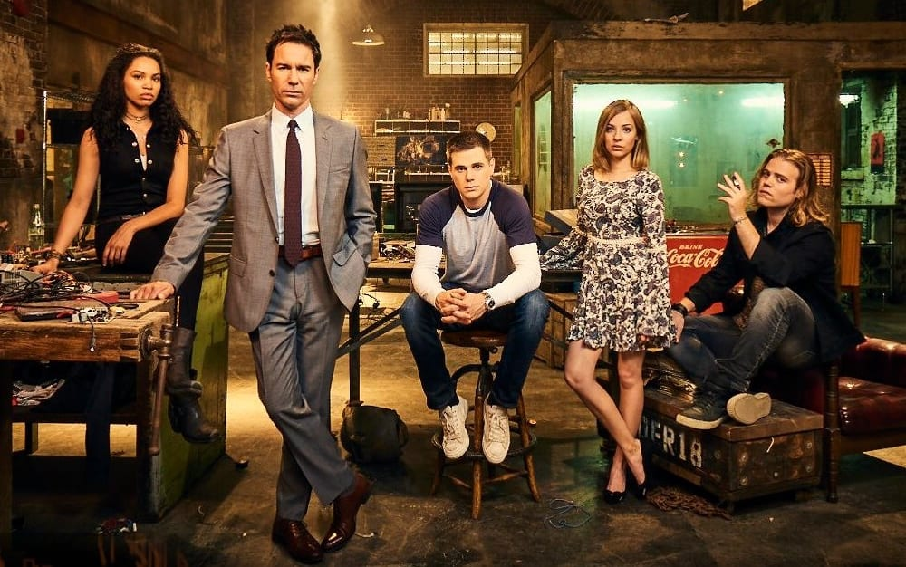Travelers Cast Shot