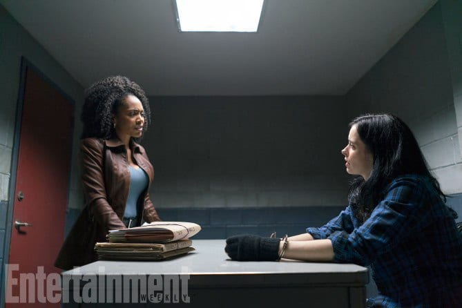 Defenders Interrogation