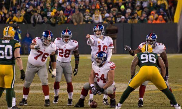 Giants vs Packers Live Stream