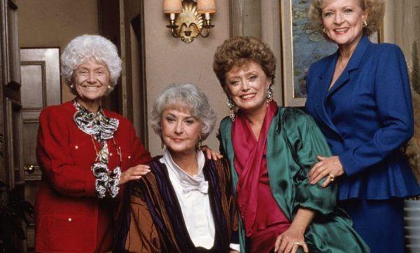 Golden Girls Cast photo