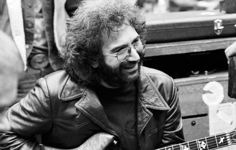 Jerry Garcia Long Strange Trip