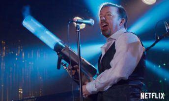 Ricky Gervais David Brent Netflix