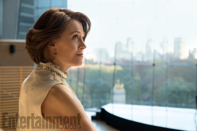 Sigourney Weaver in Defenders