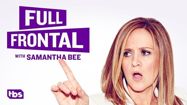 watch full frontal with Samantha Bee