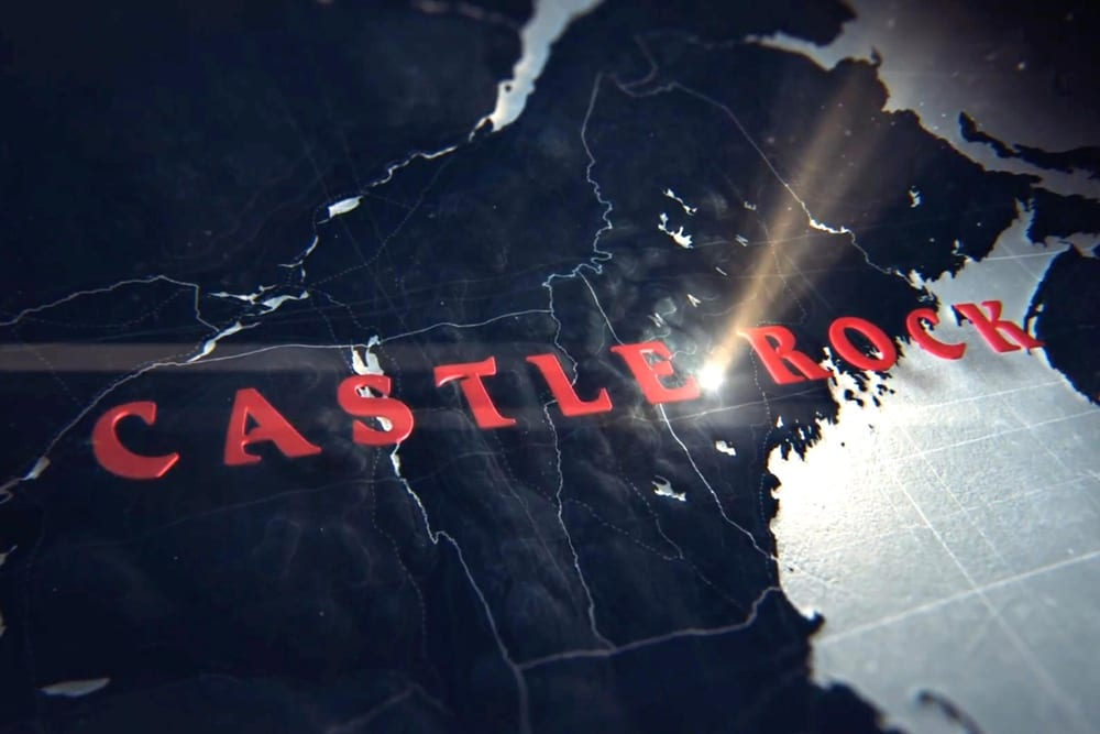 Castle Rock Hulu logo