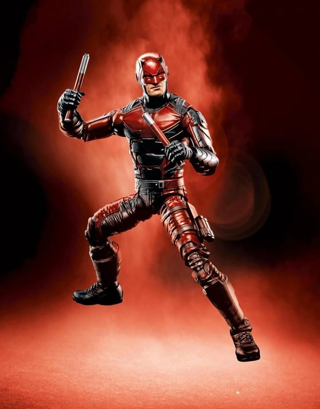 Daredevil Marvel Legends