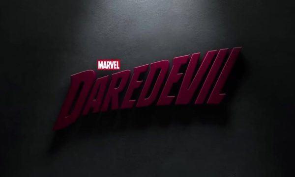 Daredevil Netflix series logo