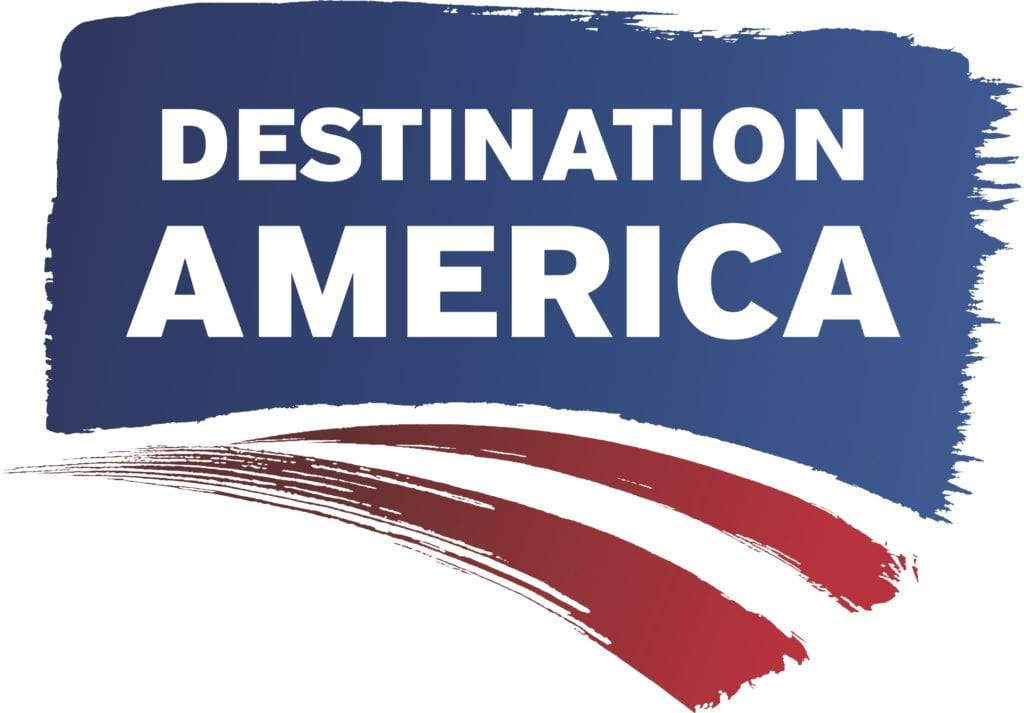 Destination America live stream