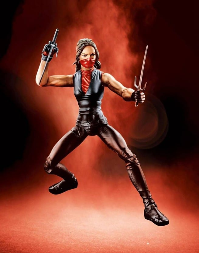 Elektra Marvel Legends