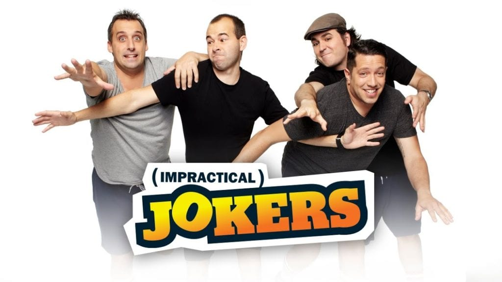 watch Impractical Jokers online