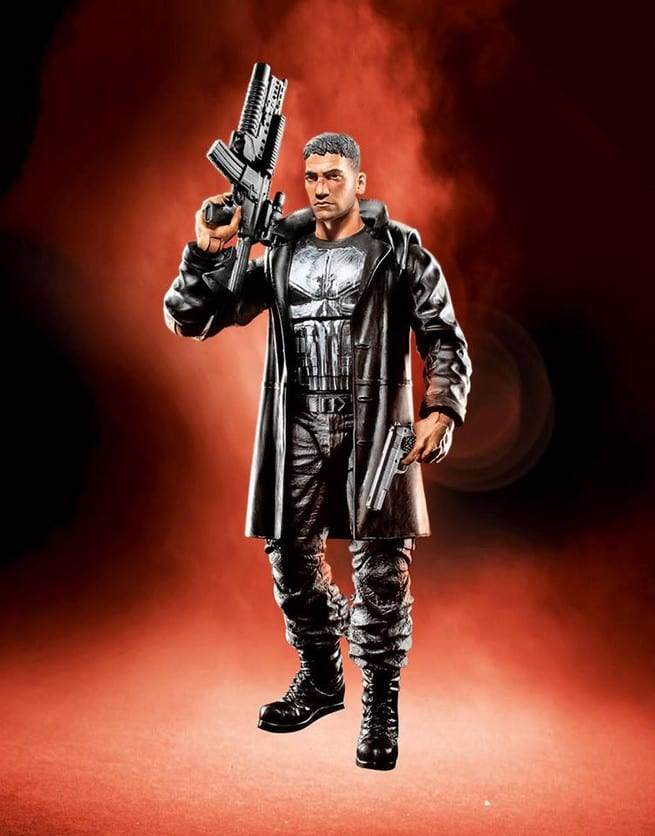 Punisher Marvel Legends