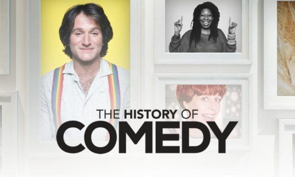 watch The History of Comedy online