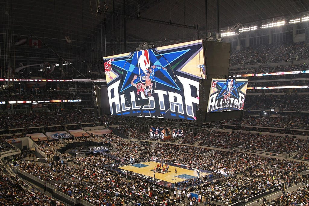 Watch the NBA All Star Game Online