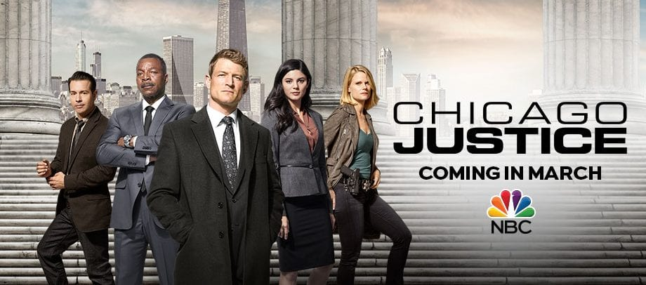 watch Chicago Justice online