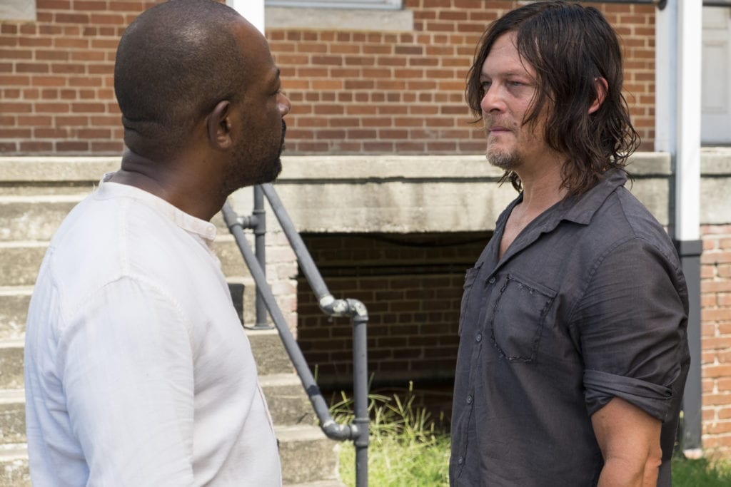 watch The Walking Dead New Best Friends online