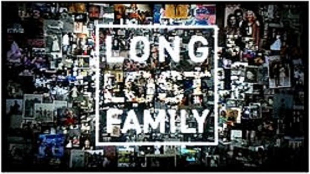 watch long lost family online