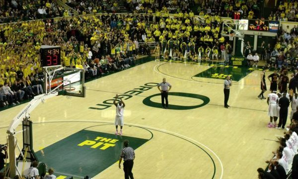 Oregon vs Iona Live Stream