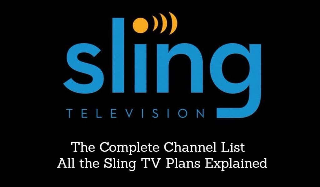 picture relating to Comcast Digital Preferred Channel Lineup Printable named Sling Tv set Channel Record 2019: What Channels Are Upon Sling Television set?