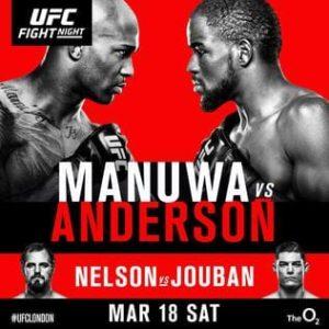 Watch UFC Fight Night 107 Online