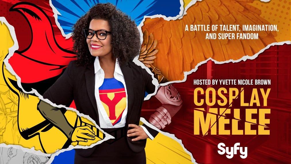 watch Cosplay Melee online