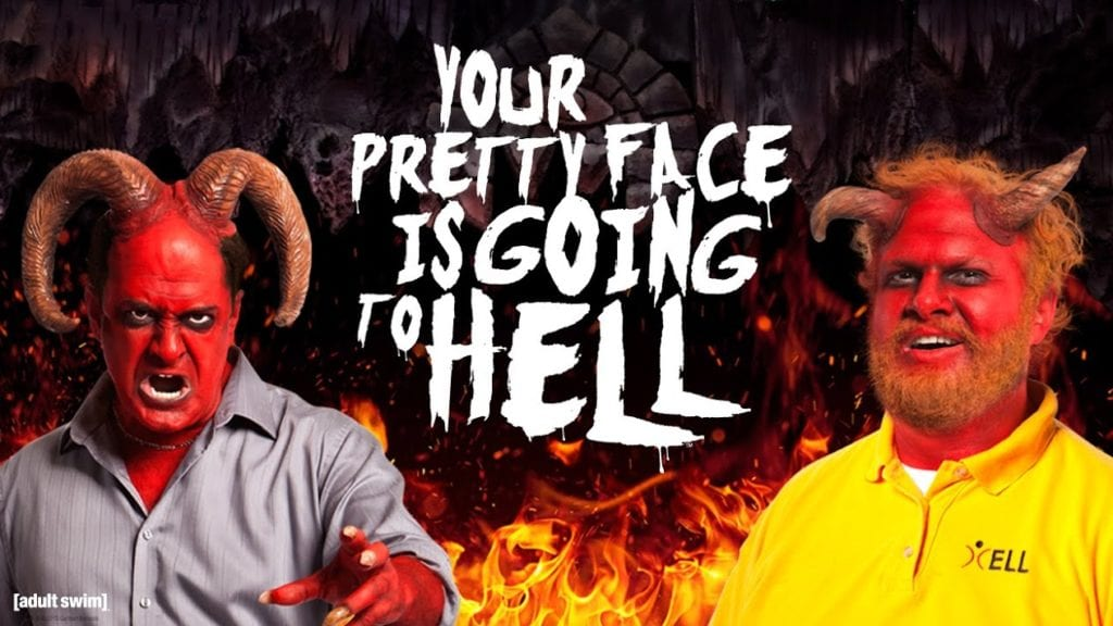 watch Your Pretty Face is Going to Hell online