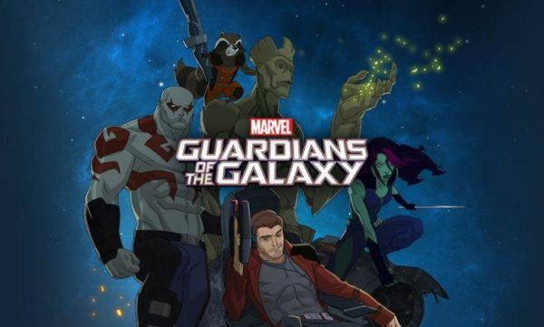 watch marvels guardians of the galaxy online