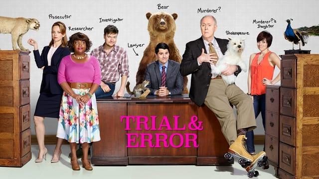 watch trial and error online
