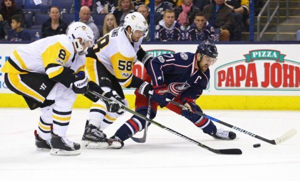 Blue Jackets vs Penguins live stream