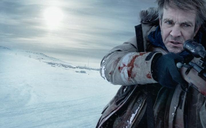 Dennis Quaid Fortitude Season 2