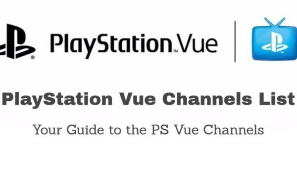 Playstation Vue Channels List Guide To All The Ps Vue Channels