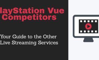 PlayStation Vue competitors