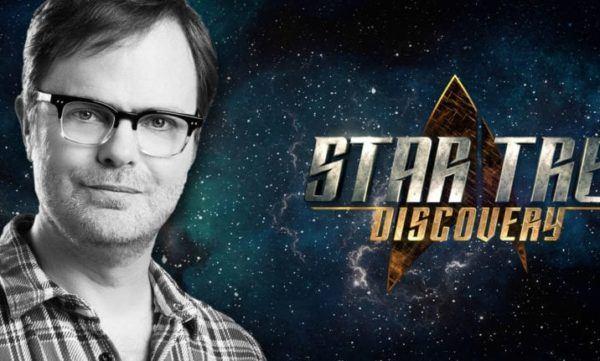Rainn Wilson Star Trek Discovery