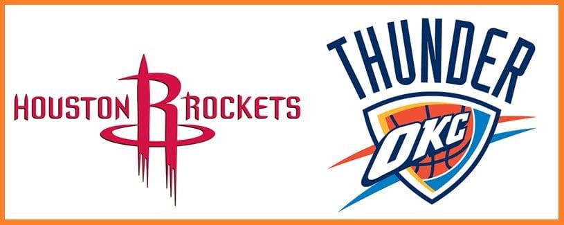 Thunder vs Rockets live stream