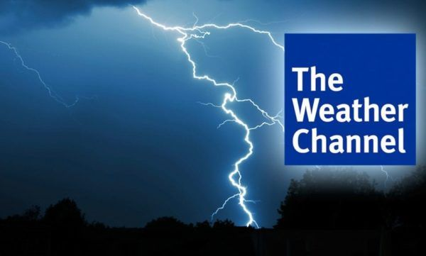 The Weather Channel live stream
