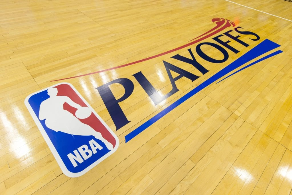 Watch NBA Playoffs on Apple TV