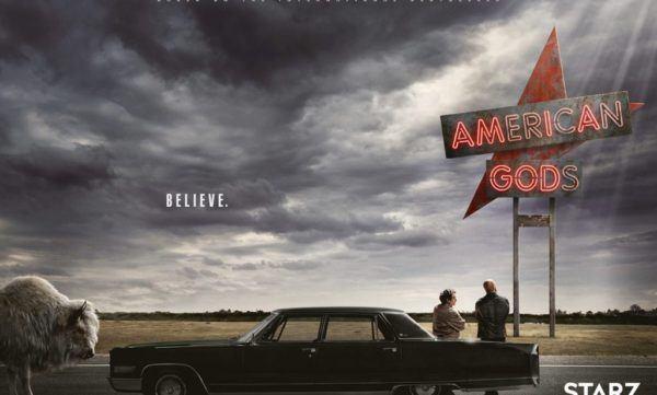 Watch American Gods online