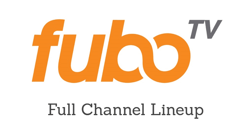 fuboTV Channels List