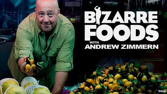 watch bizarre foods online