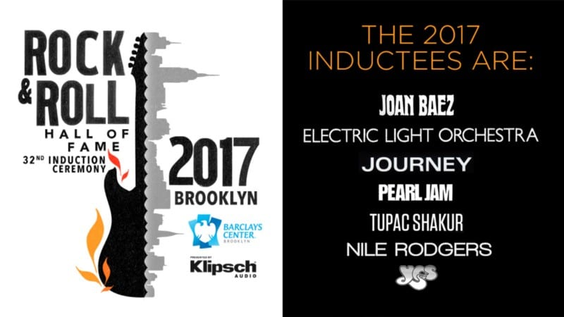watch 2017 Rock and Roll Hall of Fame Induction online