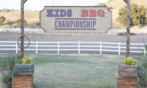 watch Kids BBQ Championship online