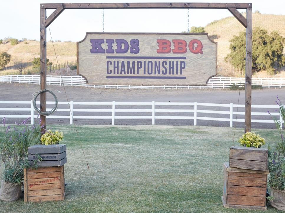 watch Kids BBQ Championship online