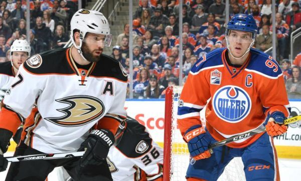 Oilers vs Ducks live stream