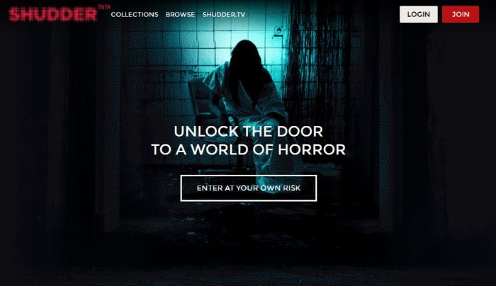 watch Shudder online
